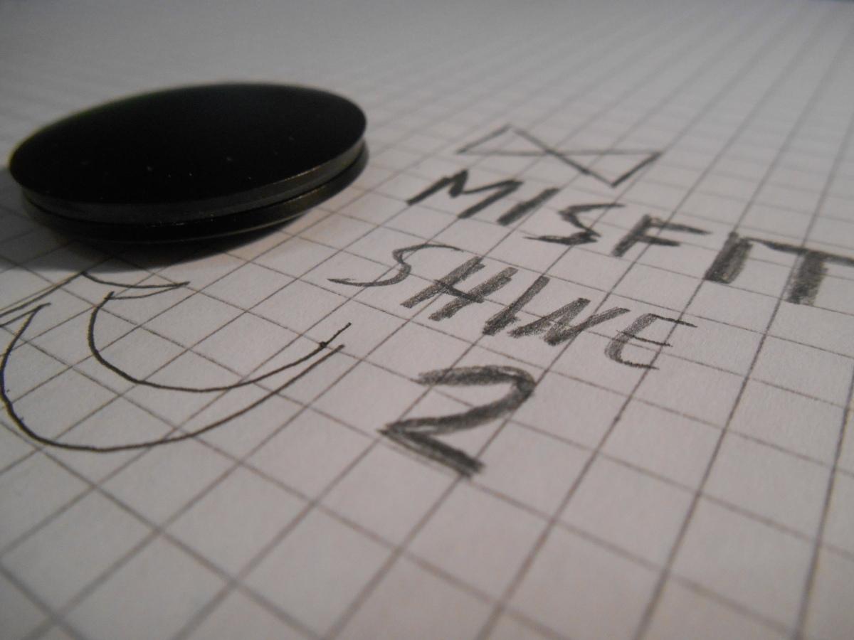 Misfit Shine 2 - Magischer Fitnesstracker...erster Eindruck